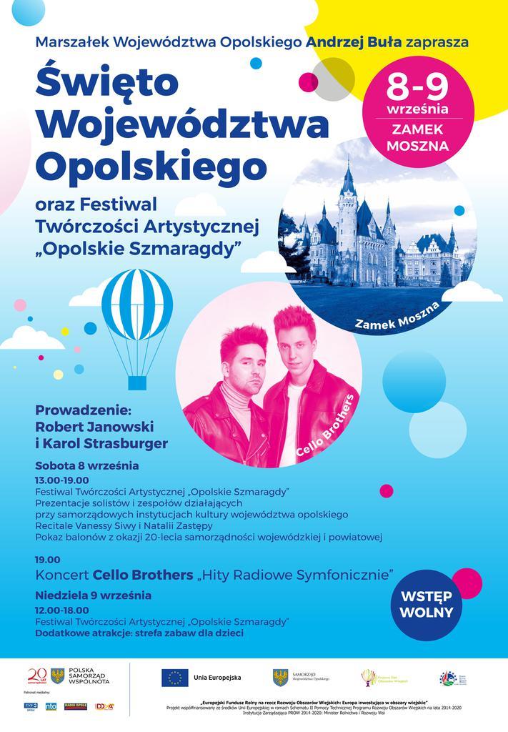 Święto Województwa Opolskiego - plakat.jpeg